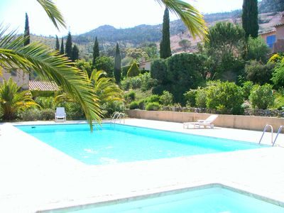 Photo for 'Petite Maison' 2 bed villa with pool, WiFi, in village and near beaches