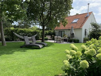 Photo for Luxury detached house with private garden and terrace in Heythuysen