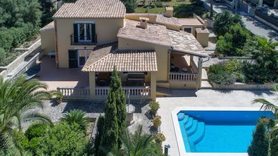 Photo for Fantastic villa with pool in Betlem