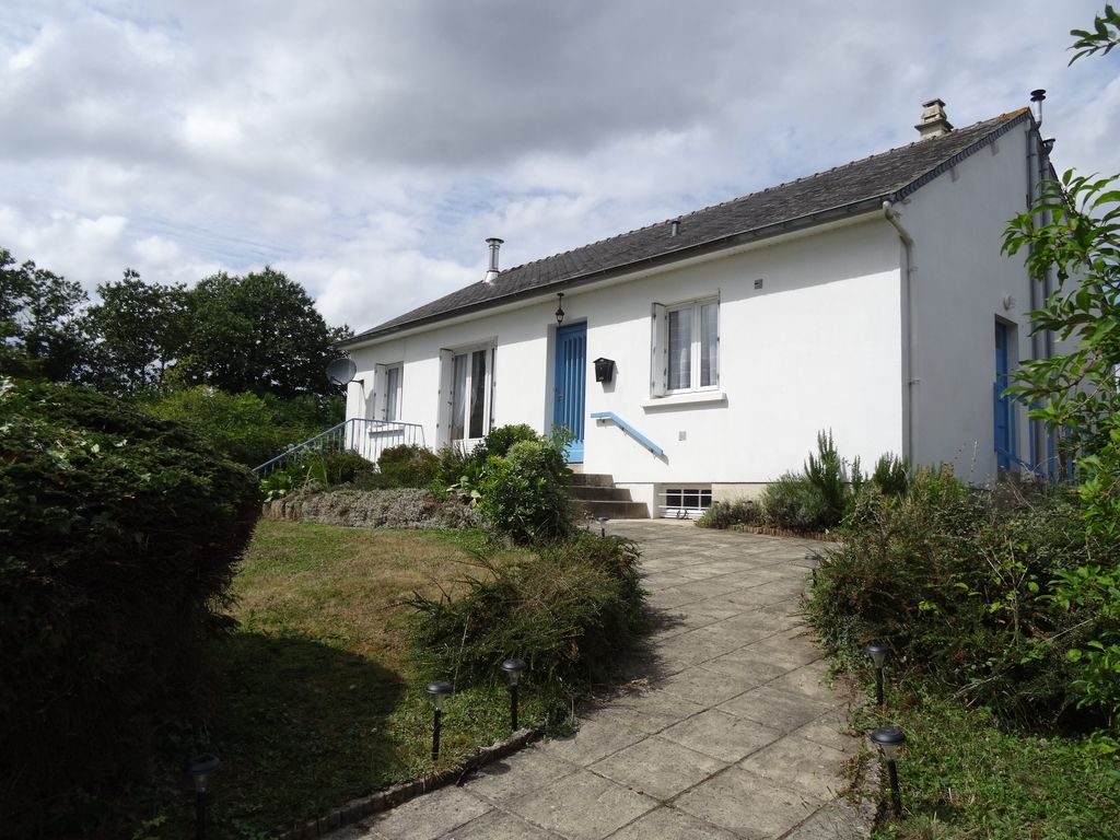 French House in the Countryside in tranquil location with no near neighbours.
