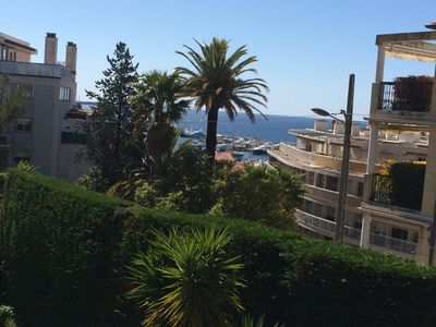 Photo for Bourgeois 80m2 Terrace sea view - Congress and beach