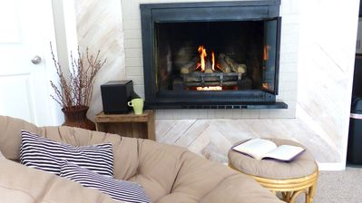 Photo for Sunnyslope Retreat | Private Entry, Fireplace & AC