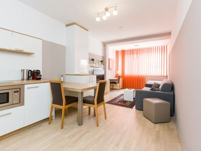 Photo for Central apartment directly at the State Opera, free Wi-Fi,