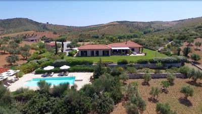 Photo for Spectacular villa in beautiful Evia