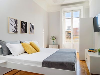 Photo for Design 3 bedrooms apartment in Milan center