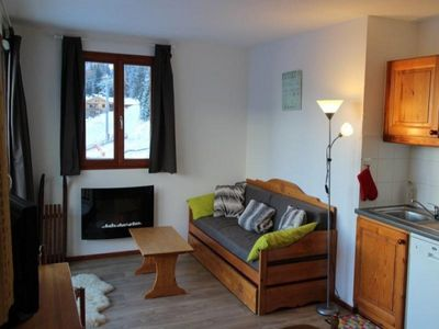 Photo for Apartment Valfréjus, 3 bedrooms, 8 persons