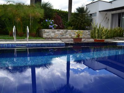 Photo for PRIVATE POOL CHALET