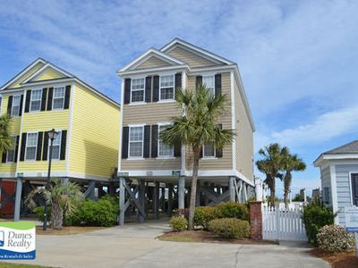 Photo for Portofino IV 2014 - Oceanfront in Garden City Beach