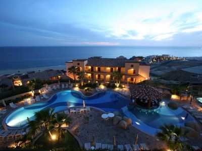 Photo for UNFORGETTABLE Moments at Presidential Pueblo Bonito Sunset Beach Resort