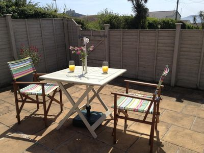 Photo for Well Equipped Holiday Apartment, Marazion, Cornwall
