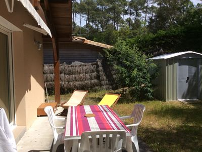 Photo for Small Villa at 1km 200 from