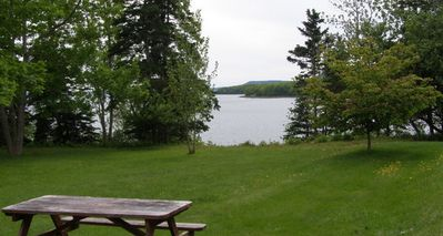 Photo for Very Private Classic Cottage Next to the Annapolis Basin