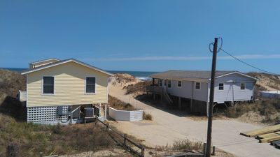 Photo for Semi-Oceanfront/Oceanview-South Nags Head,Nags Head*(No Dorian Damage Here)**