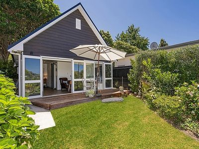 Photo for Kereru Cottage - Hahei Holiday Home