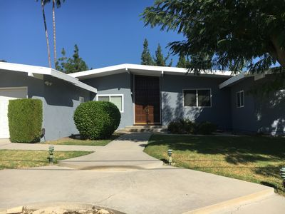 Photo for Classy, Peaceful West Hills Pool Home with Chefs Kitchen and Park Like Backyard!