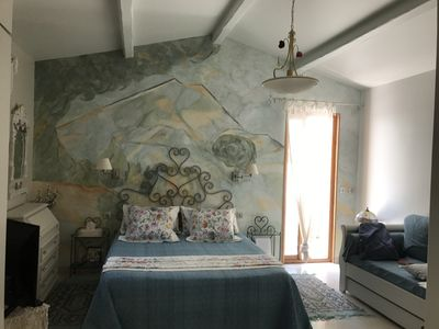 """Photo for Charming guest house """"Cezanne"""" / large heated pool, park games 6200m²"""