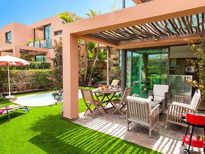 Photo for House in Maspalomas with Parking, Internet, Washing machine, Air conditioning (316100)