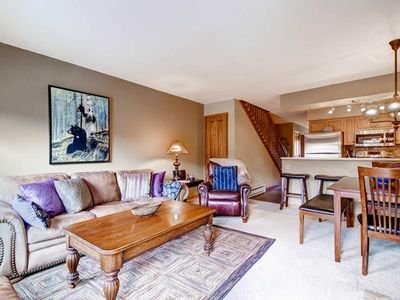 Photo for Upgraded 3BD Townhome Downtown, w. Private Hot Tub!