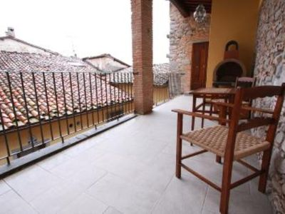 Photo for Historic Centre Charming Apartment with Terrace and BBQ