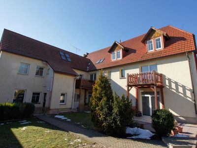 Photo for Holiday apartment Bad Lauchstädt for 1 - 4 persons with 2 bedrooms - Holiday apartment