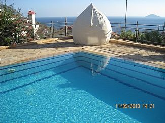 Photo for Spacious Split Level Ground Floor Apartment With Large Pool, Terrace And BBQ