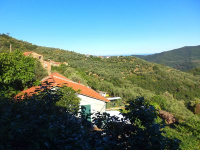 Photo for Small house in the hills for beautiful walks and not far from the sea