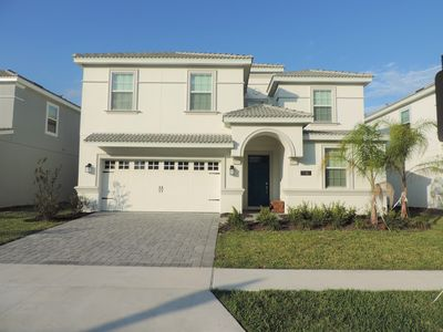 Brand New Luxury Disney Area - 8Br/ 5Ba/Theater/ Games Room/Private Pool/CG1565