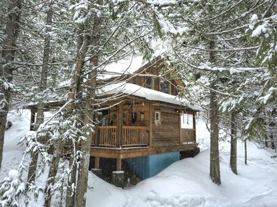 Photo for Boutique Mountain Lodge - 4 Luxury Cabins, 20 km South of Nelson