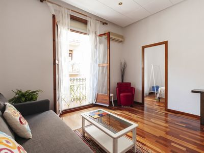 Photo for Classic Catalan Flat in Gràcia  **Long Term Only/31 Day Min**