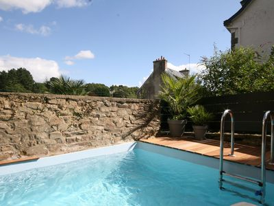 Photo for Luxurious Villa in Pont-Aven with Private Pool