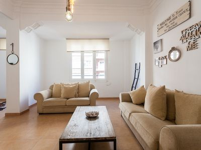 Photo for Kirei Apartment San Agustin - Apartment for 8 people in Valencia
