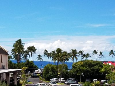 Photo for Ocean Views in the Heart of Kona - Walk to the Beach
