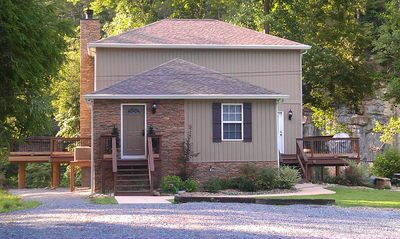 Photo for 3BR Cabin Vacation Rental in Walland, Tennessee