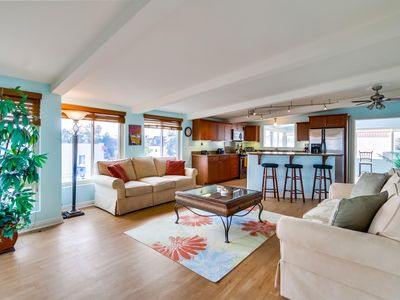 Photo for Mission Beach Haven - Prime Location in the Heart of Mission Beach!