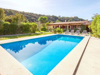 Photo for Cozy Villa Can Jauvia for 4 guests, just 1km to Old Town Pollensa!