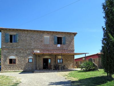 Photo for Apartment Agriturismo Maria Adelaide (PGA111) in Paganico - 7 persons, 2 bedrooms