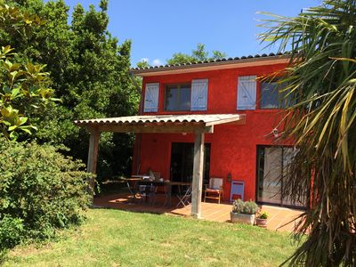 Photo for house with pool on the lauragais hills.