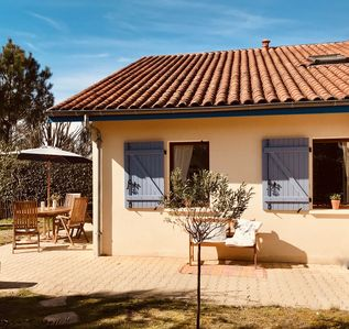 Photo for Maison Dodo - small, but fine and quiet holiday home on the Atlantic