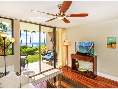 Photo for Easy pool Access! Stunning Ocean Views-Kealia Resort #102-Starting at $189