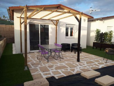 Photo for Beautiful and cozy independent house with garden and barbecue area.