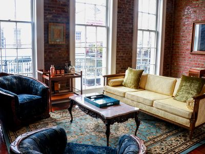 Photo for Elegant Historic Condo With Patio On Magazine Street