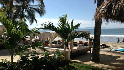 Photo for Beachfront All-Inclusive Resort, 1BR Suite, Luxuriate in the sun and sand