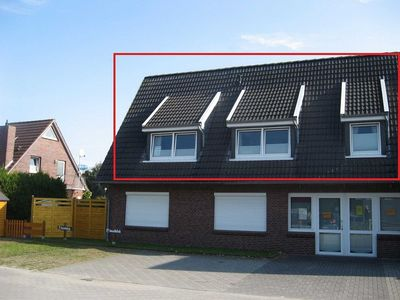Photo for Holiday island view in Bensersiel incl. Beach chair or voucher - Apartment Inselblick in