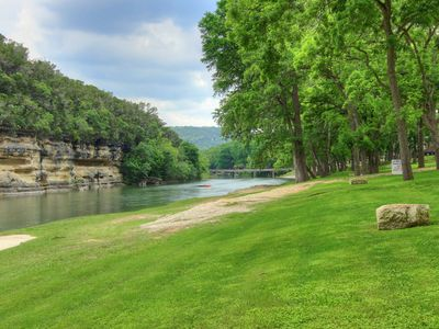 Photo for New Listing! Gorgeous 3/2 condo on the Guadalupe River!