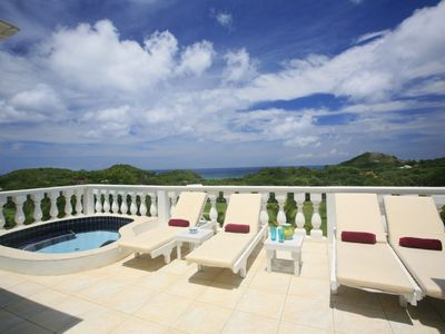 Photo for Blue Moon- luxury 4 bedroom villa in St Lucia