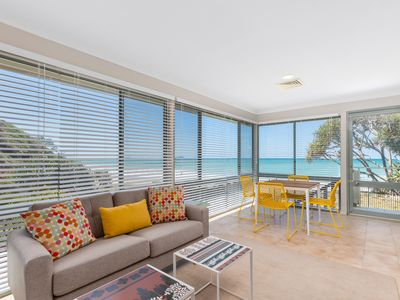 Photo for Captain's Quarters - absolute beachfront, pool, views, family & pet friendly