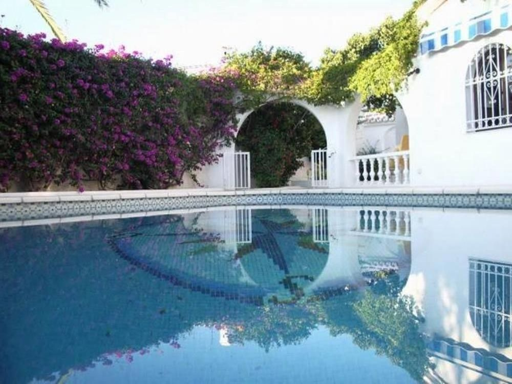 Adorable Villa Andalouse Avec Piscine Prive Nerja  Location De