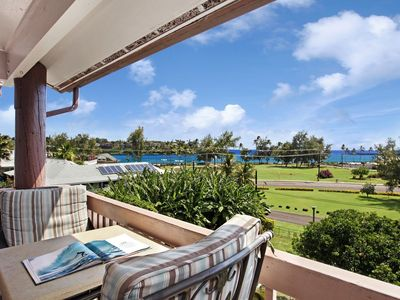 Photo for Banyan Harbor K134-Fabulous view of the harbor from living and lanai, Partial A/C