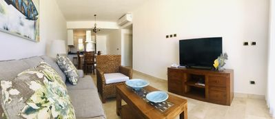 Photo for Charming 2 Bedroom Suite at Cana Rock