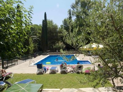 Photo for Duplex apartment with communal pool in Cunit (Can Torrents).